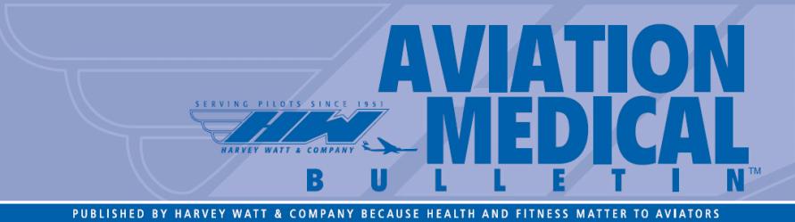 National Air Transportation Association   NATA FAA Medical